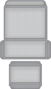 Venise Lace-Mini Card/Booklet Gift Box - Spellbinders Shapeabilities Dies By Becca Feeken