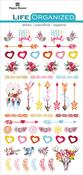 "Free Spirit - Paper House Life Organized Epoxy Stickers 6.5""X3.5"""