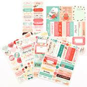 Be Happy - My Prima Planner Stickers 5/Pkg