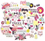 Good Vibes - My Prima Planner Ephemera Cardstock Die-Cuts