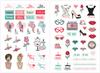 Beauty - Julie Nutting Planner Stickers