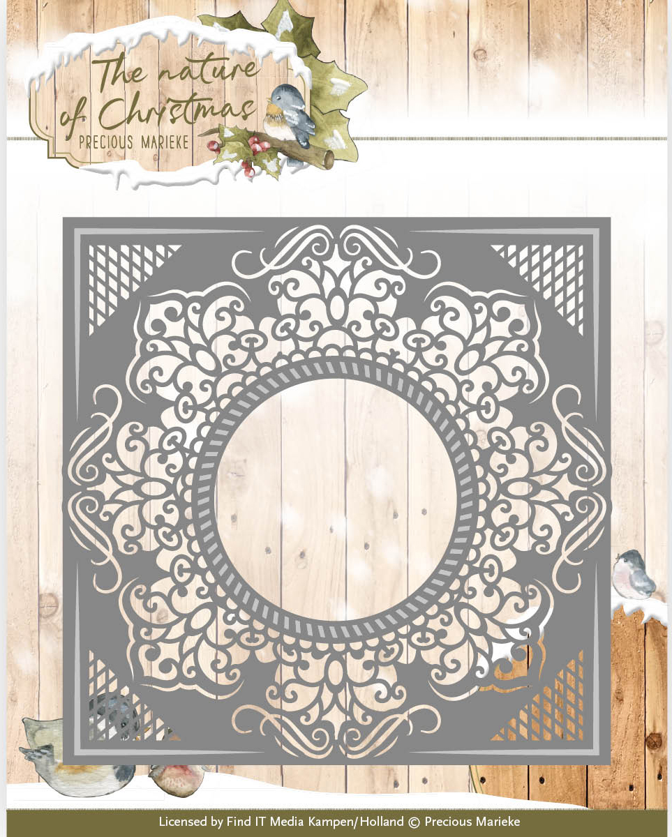 Christmas Frame - Find It Trading Precious Marieke The Nature Of Christmas Die