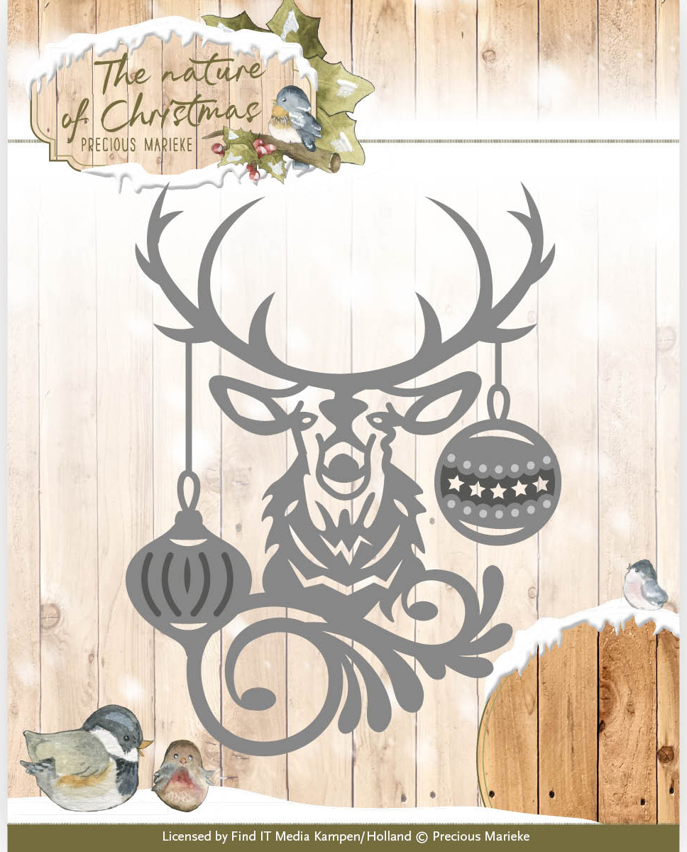 Christmas Deer - Find It Trading Precious Marieke The Nature Of Christmas Die