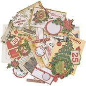 Christmas Idea-Ology Ephemera Pack