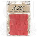 Christmas Idea-Ology Tissue Fringe 1.5 Yards