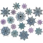 Swirly Snowflakes Sizzix Framelits Dies By Tim Holtz