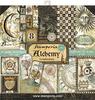 Alchemy 12x12 Paper Pad - Stamperia - PRE ORDER