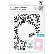 Flower Fairies - Xcut Cut & Emboss Folder 110mm X 150mm