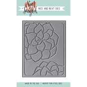 Succulent Cover Plate  - Neat & Tangled Die