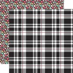 Playful Plaid Paper - Fashionista - Echo Park