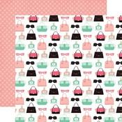 Retail Therapy Paper - Fashionista - Echo Park