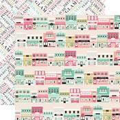Main Street Shopping Paper - Fashionista - Echo Park