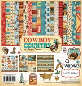 Cowboy Country Collection Kit - Carta Bella