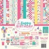 Happy Birthday Girl Collection Kit - Echo Park