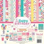 Happy Birthday Girl Collection Kit - Echo Park