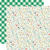 Confetti Explosion Paper - Happy Birthday Boy - Echo Park