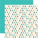 Birthday Hats Paper - Happy Birthday Boy - Echo Park