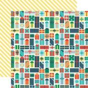Gifts Galore Paper - Happy Birthday Boy - Echo Park