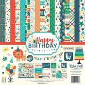 Happy Birthday Boy Collection Kit - Echo Park