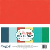 Happy Birthday Boy Solids Pack - Echo Park