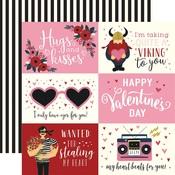 Journaling Card 4 x 6 Paper - Hello Sweetheart - Carta Bella
