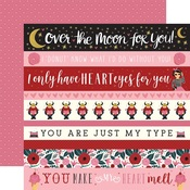 Border Strips Paper - Hello Sweetheart - Carta Bella