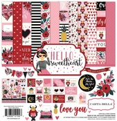 Hello Sweetheart Collection Kit - Carta Bella