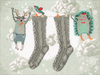"""12.75""""X9.75"""" 14 Count - Winter Cares Counted Cross Stitch Kit"""