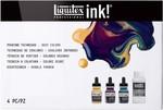 Deep Colors - Liquitex Pouring Technique Set 4 Pieces