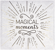"""Magical Moments - MBI Expressions Post Bound Album 12""""x12"""""""