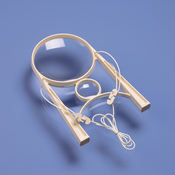 Double Lens - Donegan Optical EZY Mag Hands Free Magnifier