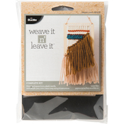 Bucilla Weave It N' Leave It Square Mini Loom Kit