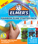 Elmer's Rainbow Glitter Glue 3/Pkg