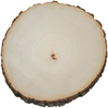 """11"""" To 12"""" - Basswood Thick Round Extra Large"""