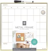 "Gold Frame Calendar - 11""X14"""