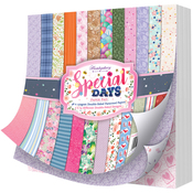 "Special Days Occasion - Hunkydory Double-Sided Paper Pad 8""X8"" 48/Pkg"