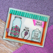 You're So Sweet - Hunkydory For The Love Of Stamps A6