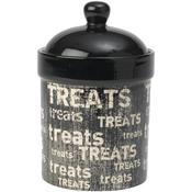 """Vintage - PetRageous Designs Tret Jar 9"""""""