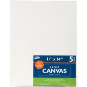"11""X14"" - Pro Art Artist Canvas 5/Pkg"
