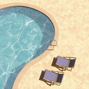 Poolside Paper - Summer Splash - KaiserCraft