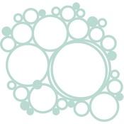 Bubbles Die Cut Paper - Summer Splash - KaiserCraft