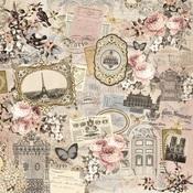 Parisian Paper - Romantique - KaiserCraft