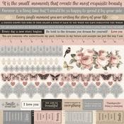 Romantique Sticker Sheet - KaiserCraft