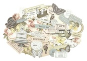 Romantique Collectables Cardstock Die-Cuts - KaiserCraft