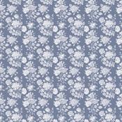 Cobalt Paper - Wandering Ivy - KaiserCraft
