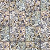 Mosaic Tile Paper - Havana Nights - KaiserCraft