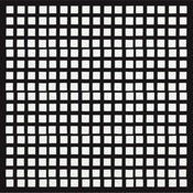 Tiles Spot Varnish Paper - Havana Nights - KaiserCraft
