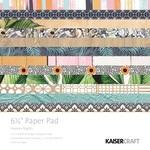 Havana Nights 6 x 6 Paper Pad - KaiserCraft - PRE ORDER