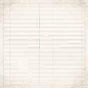 Notebook Ledger Paper - Documented - KaiserCraft