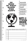 Documented Clear Stamps - KaiserCraft